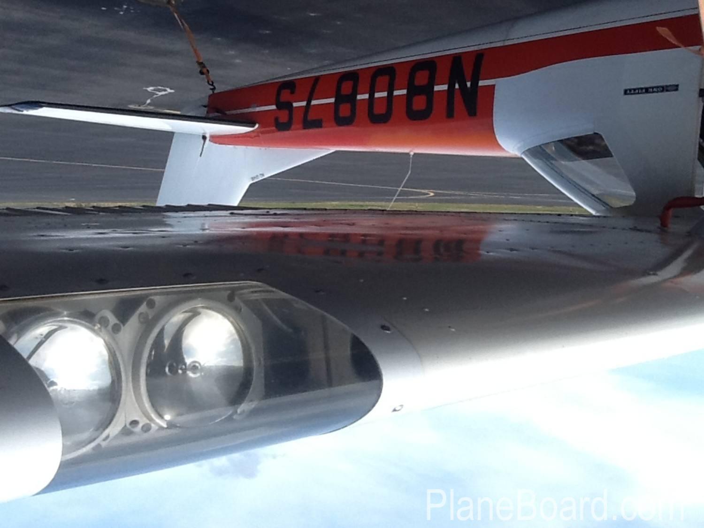 1965 Cessna 150 exterior 9