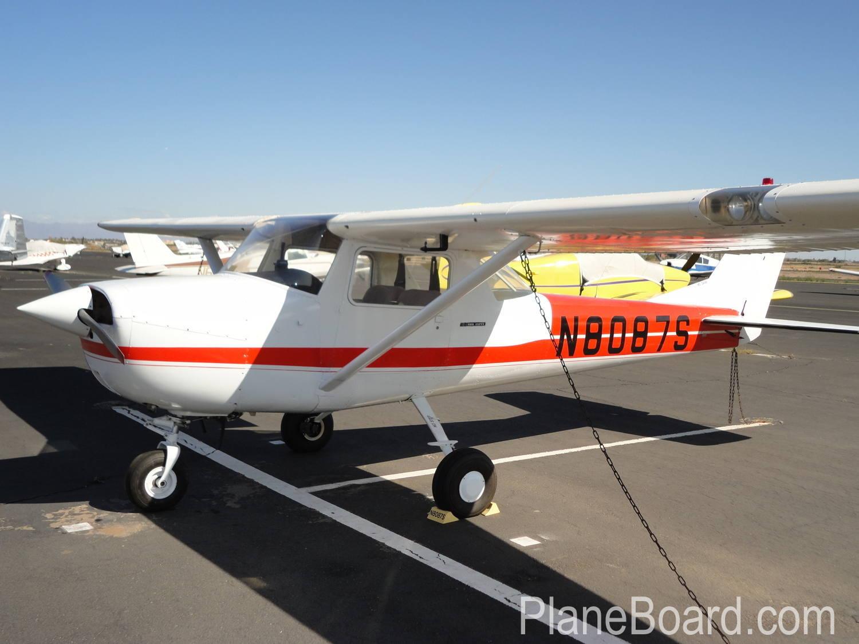 1965 Cessna 150 exterior 10