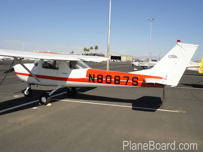 1965 Cessna 150 exterior 11