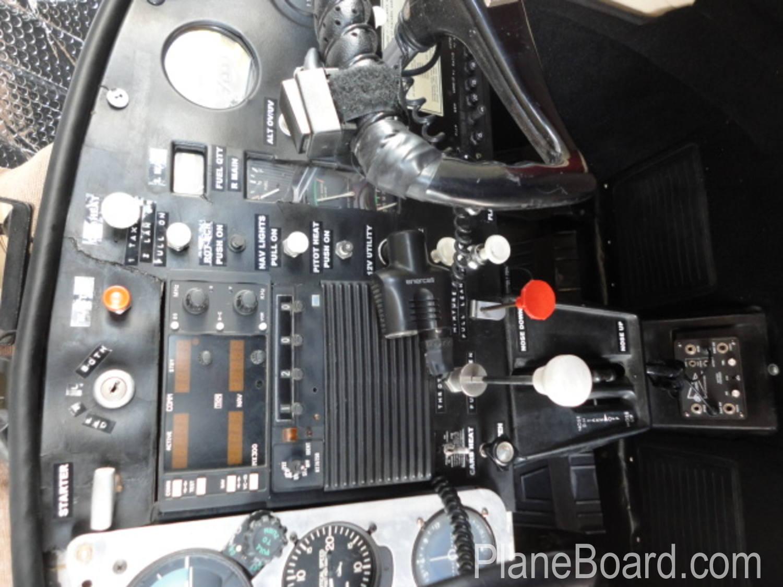 1965 Cessna 150 interior 13