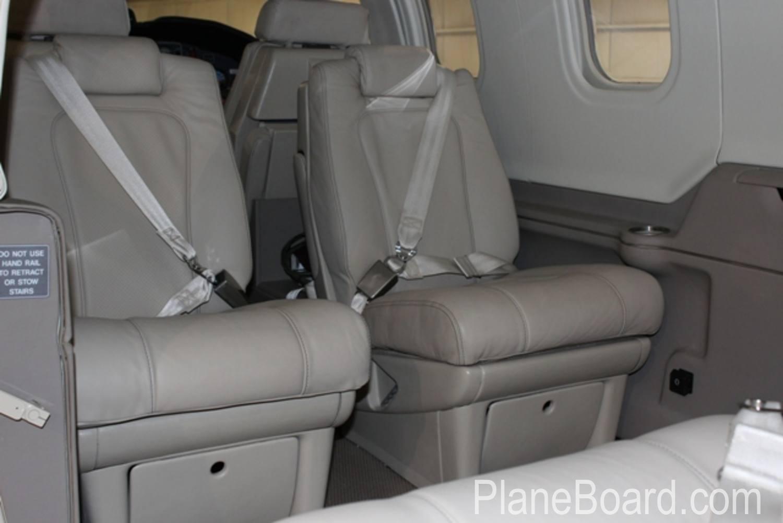 2007 Socata 850 interior 2