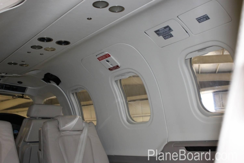 2007 Socata 850 interior 1