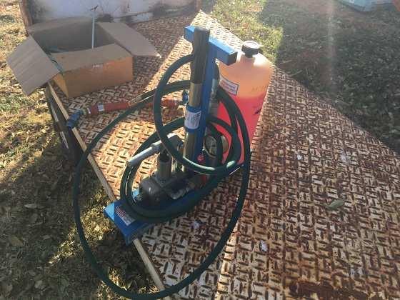 Tronair Hydraulic service pump 06-4005-3611
