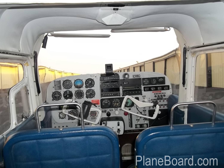 1960 Cessna 210 exterior 9