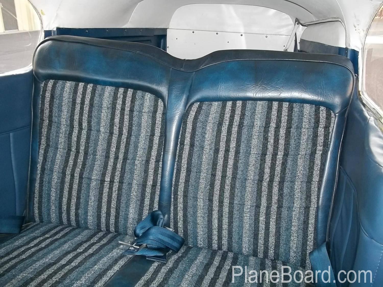 1960 Cessna 210 exterior 10
