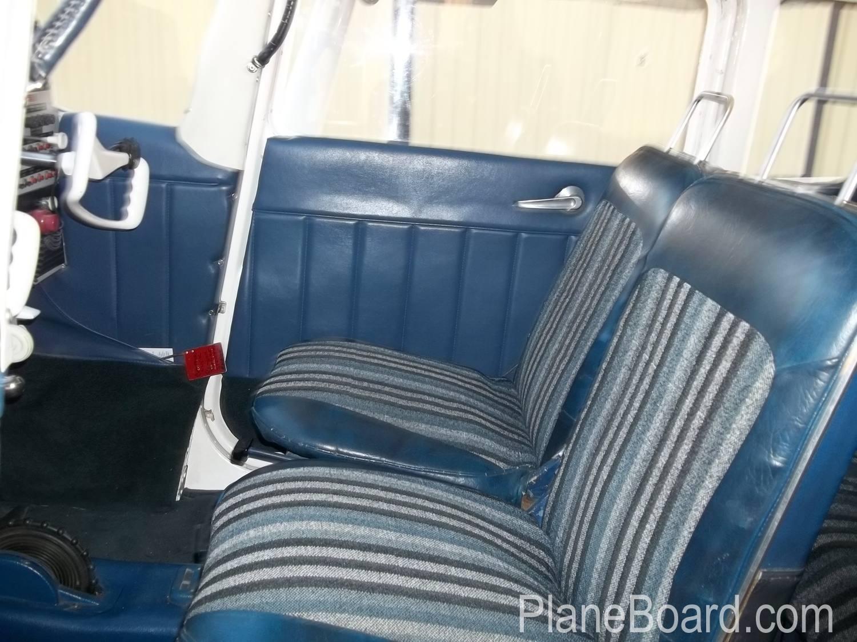 1960 Cessna 210 exterior 17