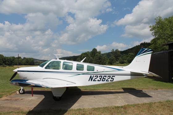 1977 Beechcraft A36 Bonanza