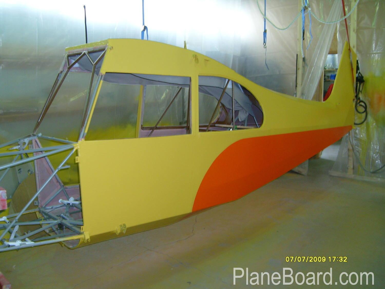 1946 Aeronca 7 Champion AC exterior 0