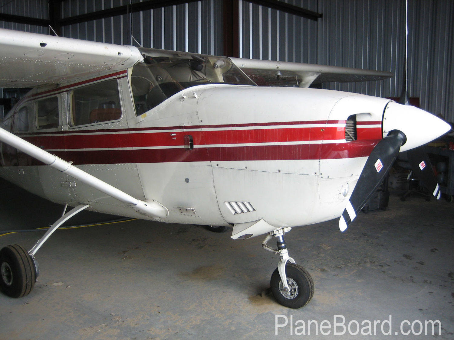 1979 Cessna 206G Stationair primary