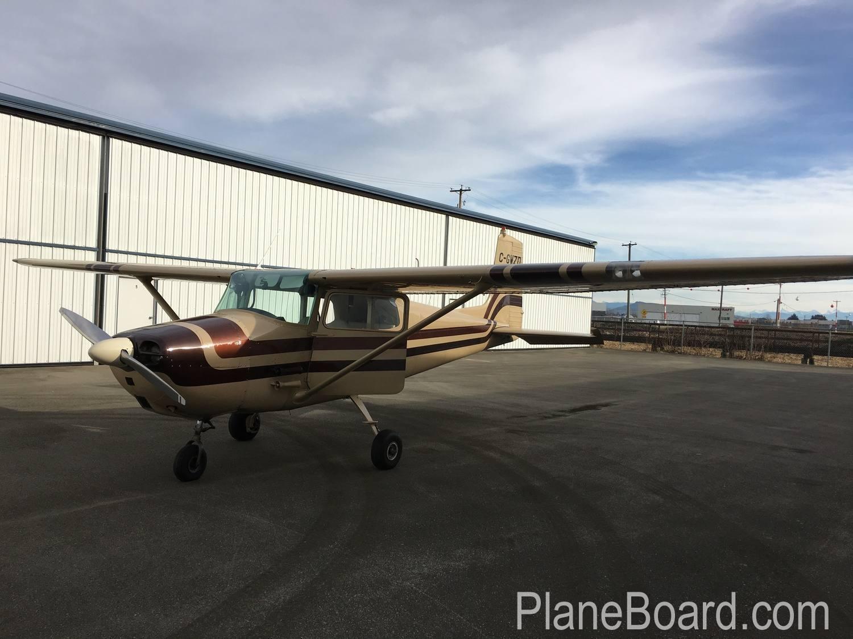 1955 Cessna 172 primary