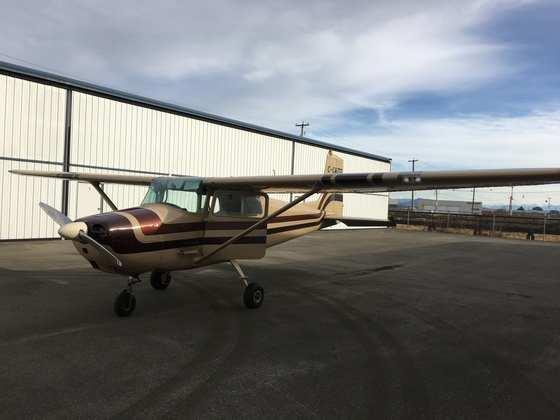 1955 Cessna 172