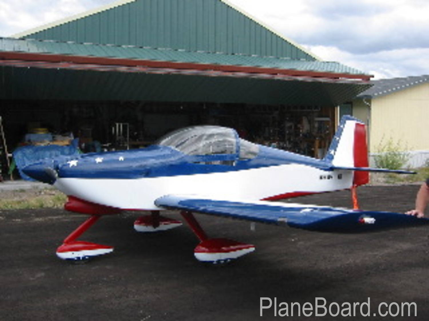 2006 Vans RV-6/6A primary