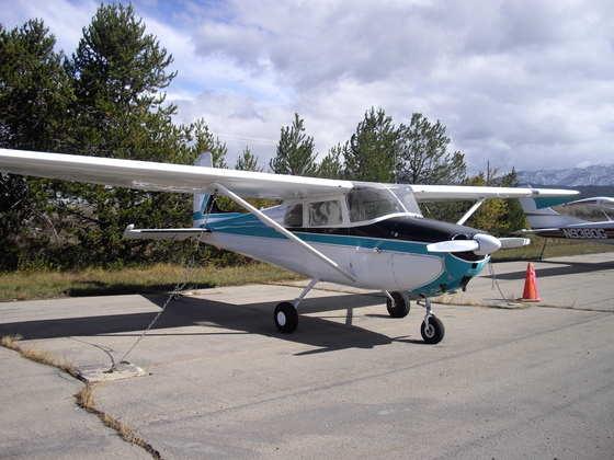 1957 Cessna 172