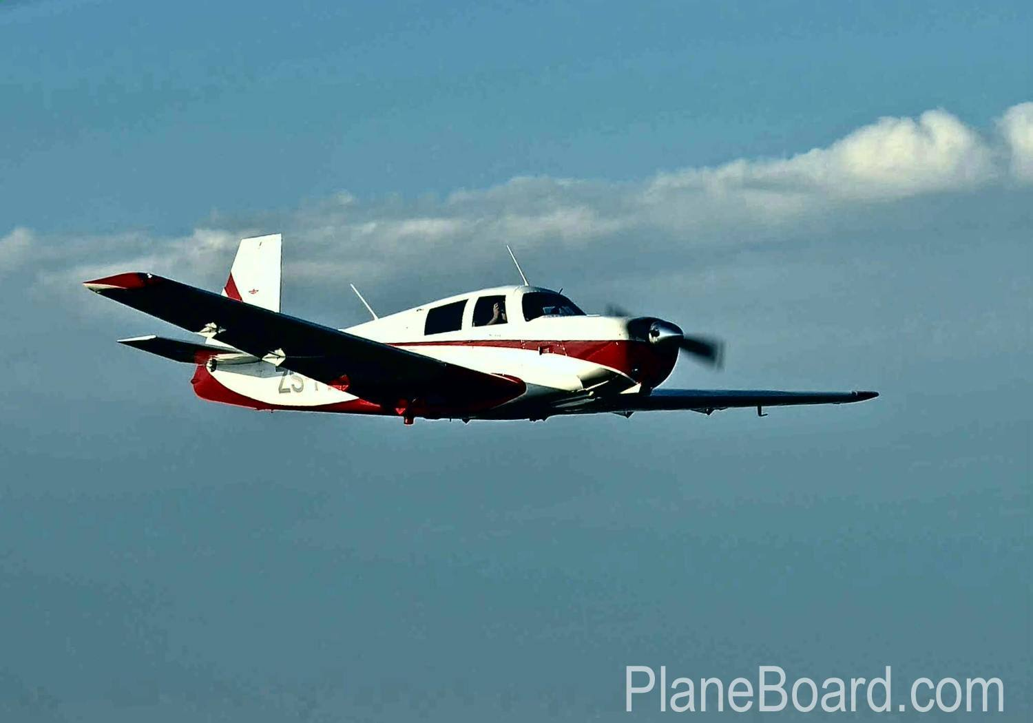 1968 Mooney M20C Ranger primary