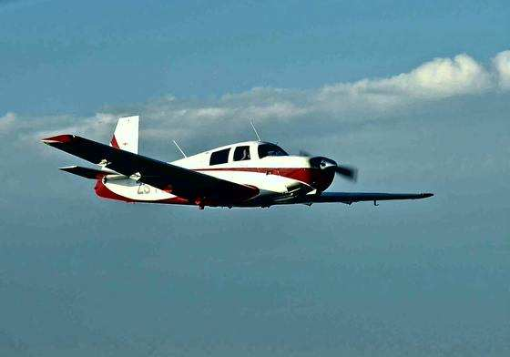 1968 Mooney M20C Ranger