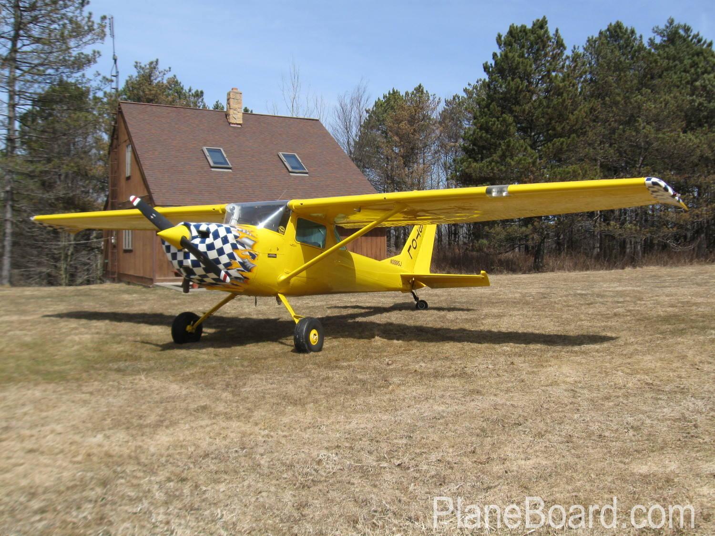 1957 Cessna 150/150 primary