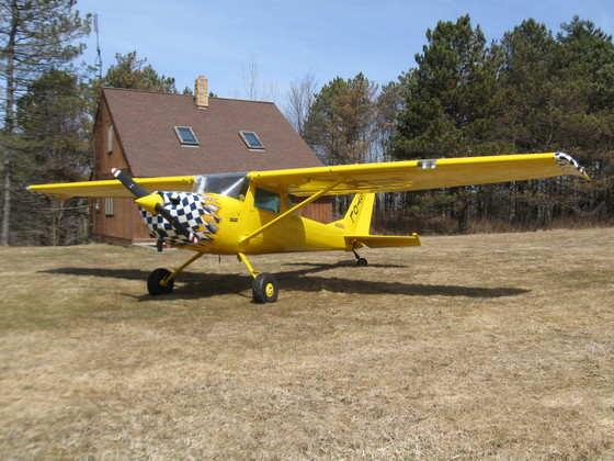 1957 Cessna 150/150