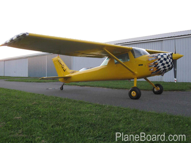 1957 Cessna 150/150 exterior 0
