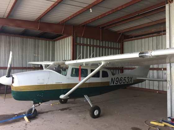 1961 Cessna 210B