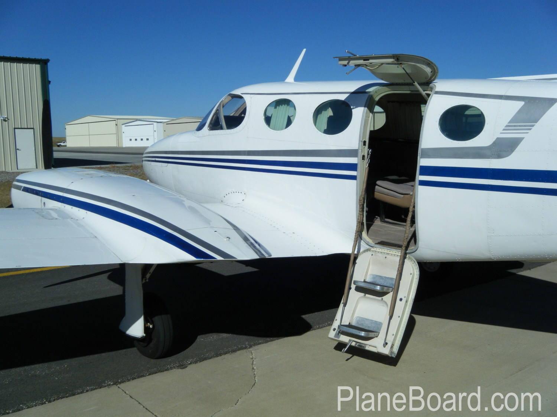 1978 Cessna 340A exterior 0