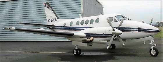 1976 Beechcraft King Air B100