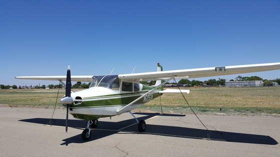 1956 Cessna 172
