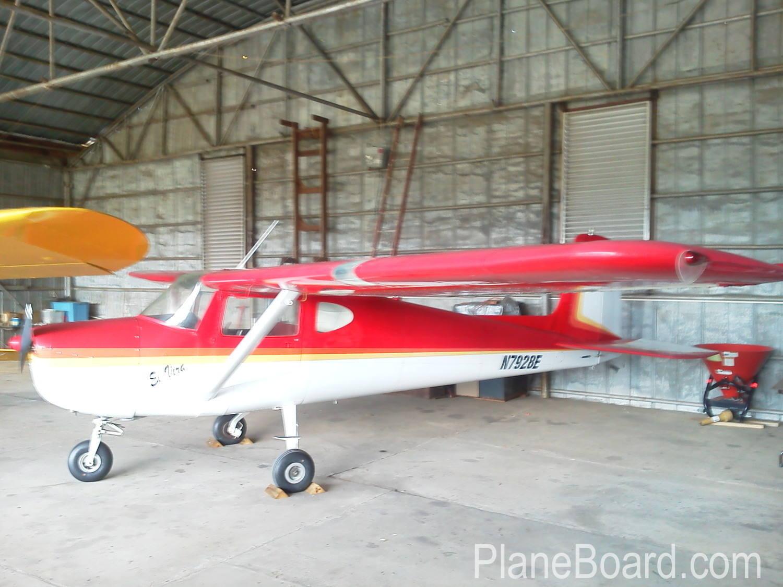 1959 Cessna 150 primary