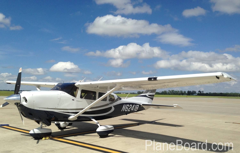 2008 Cessna T206H primary