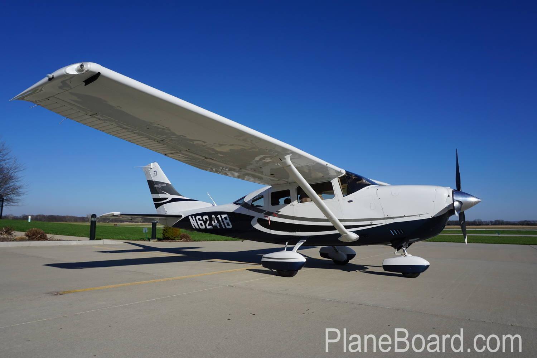 2008 Cessna T206H exterior 1