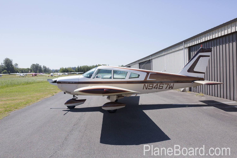 1969 Piper 6X exterior 3