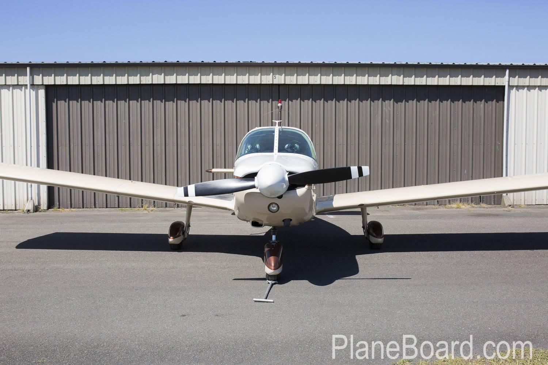 1969 Piper 6X exterior 2