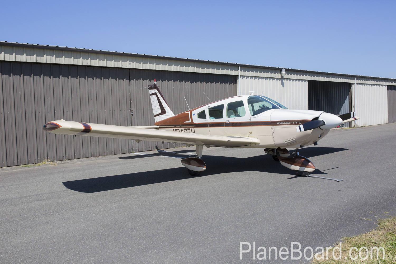 1969 Piper 6X primary