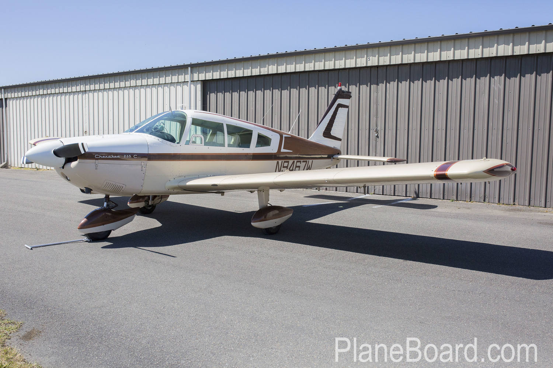 1969 Piper 6X exterior 1