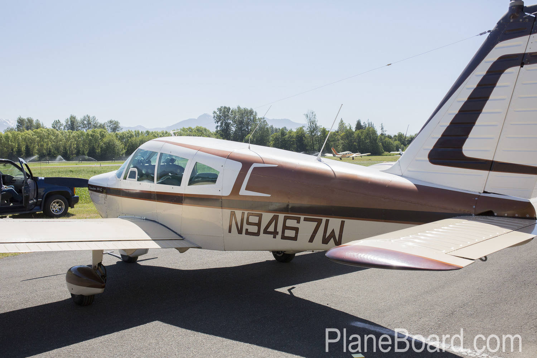 1969 Piper 6X exterior 0