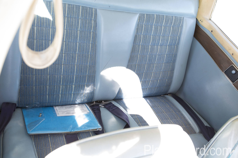 1969 Piper 6X interior 7