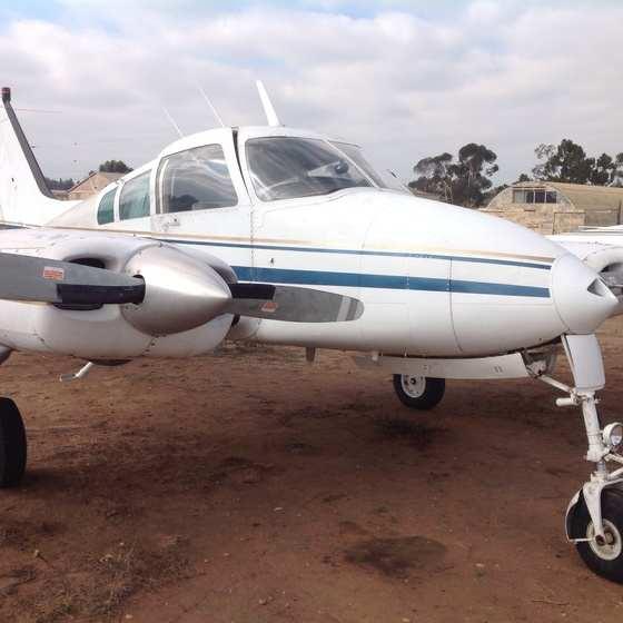 1965 Cessna 310J