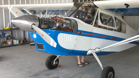 1979 Bellanca Decathlon