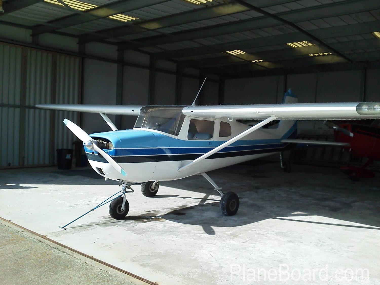 1960 Cessna 150 primary