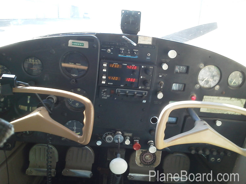 1960 Cessna 150 exterior 0