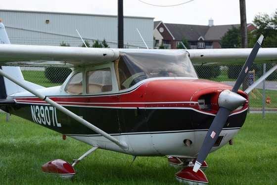1966 Cessna 172G Skyhawk
