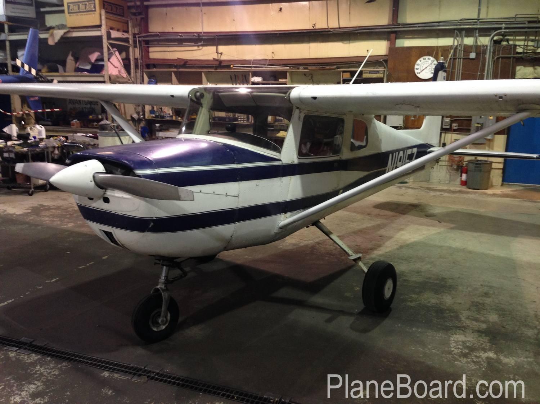 Cessna Flyer 150 Wiring Diagram 1963 For Sale 1915z Planeboard