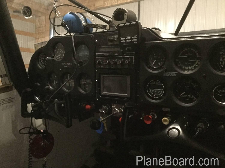 1963 Piper Colt interior 4