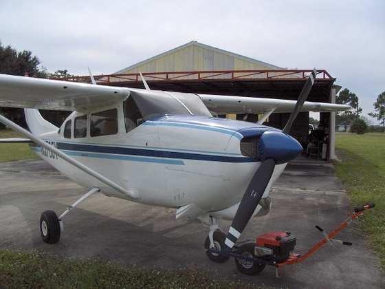1964 Cessna 210D
