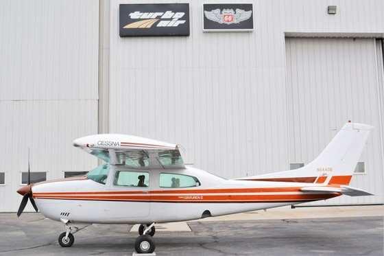 1978 Cessna 210M
