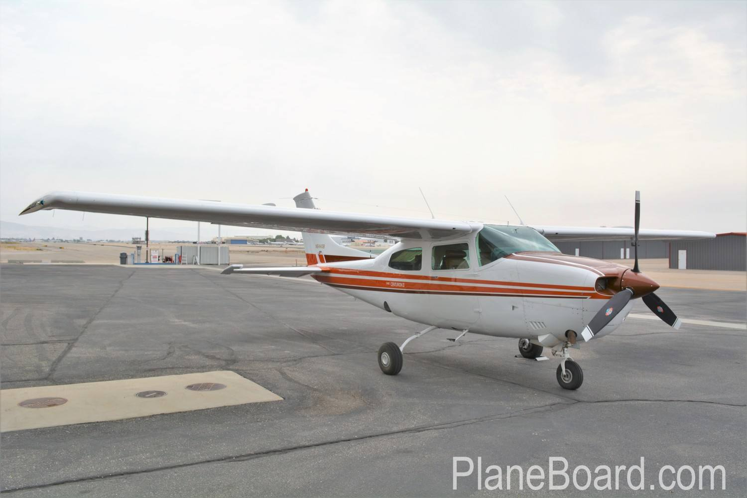 1978 Cessna 210m For Sale N6440b Planeboard
