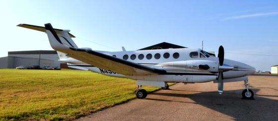 2001 Beechcraft King Air 350