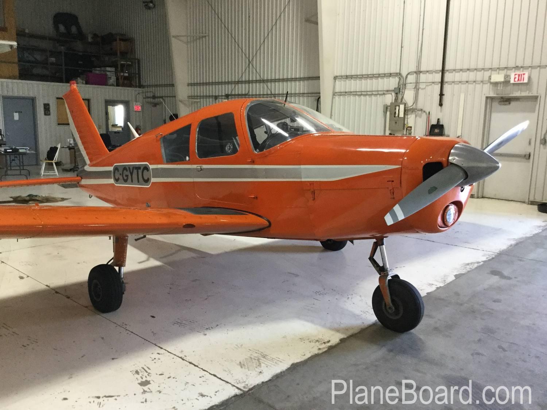 1969 Piper Cherokee 140 exterior 6