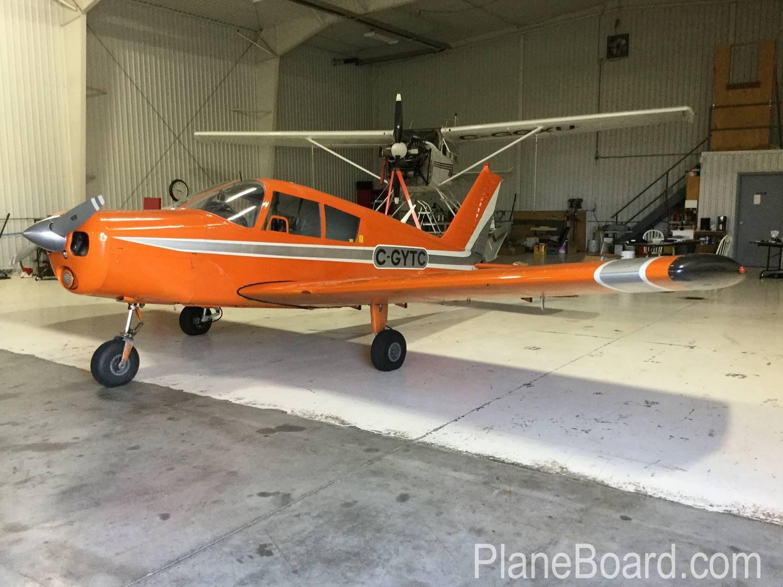 1969 Piper Cherokee 140 exterior 3