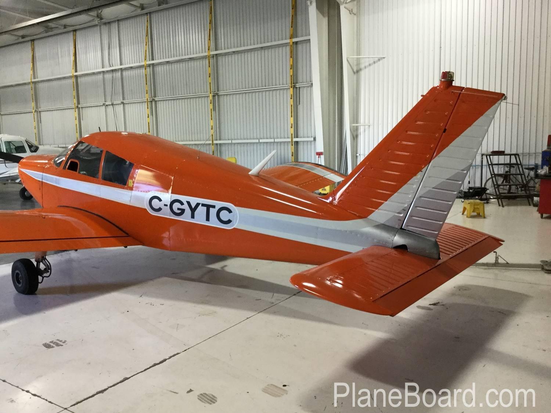 1969 Piper Cherokee 140 exterior 1