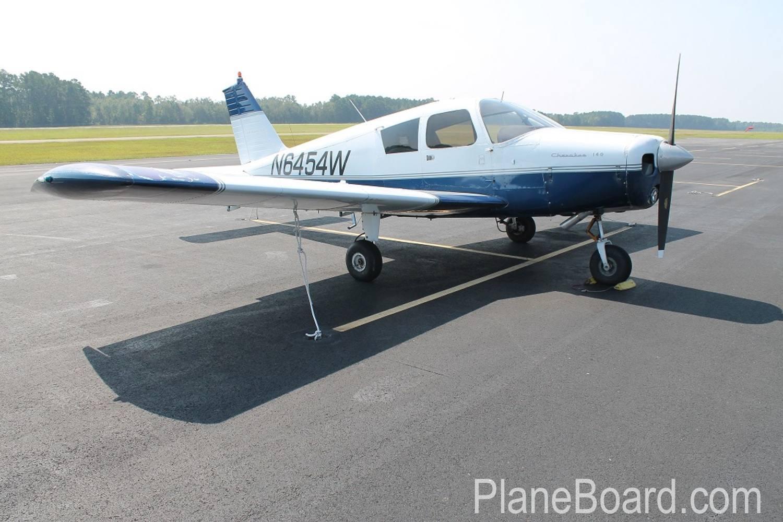 1965 Piper Cherokee 140 primary